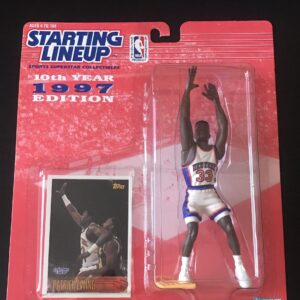Patrick Ewing Starting Lineup Action Figure In Box