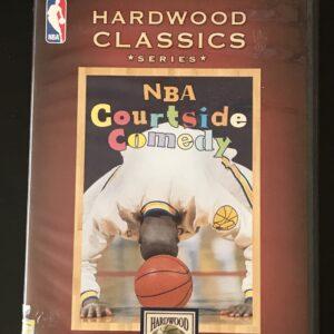 Hardwood Classics Series NBA CourtSide Comedy DVD player head on the ball DVD Video