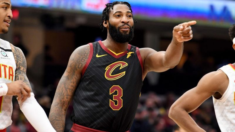 Andre Drummond look to sign a contract with the Cavs following next season Courtsideheat Cavs Pistons trade Andre Drummond said on ESPN Podcast
