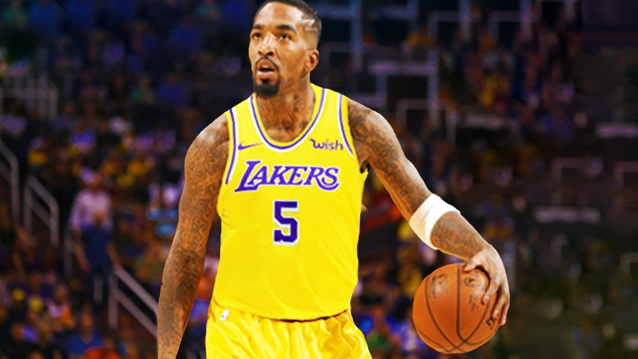 A family reunion? Jr Smith LeBron James Lakers Avery Bradley signing him due to family matters of Bradley CourtSideHeat