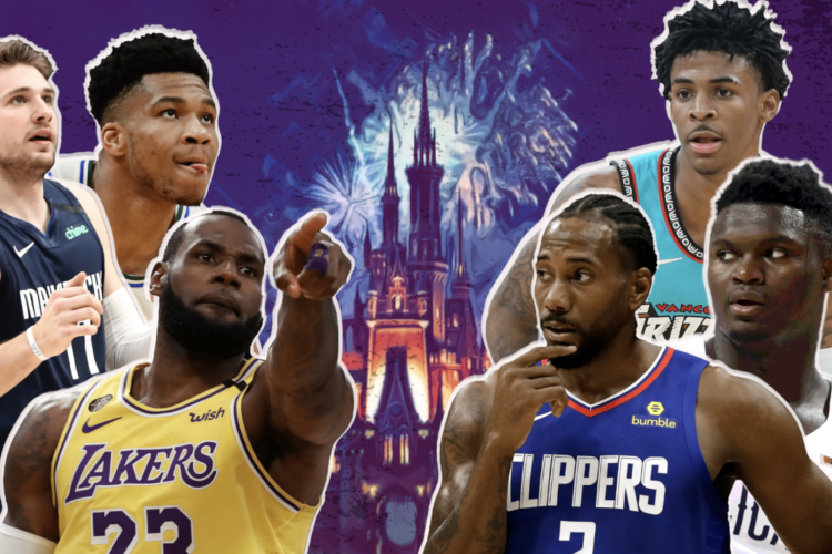 This is not intended for copyright not intended for copy right CourtSideHeat The action broke loose on Day 2 of The NBA's Return! Day One Sports NBA basketball