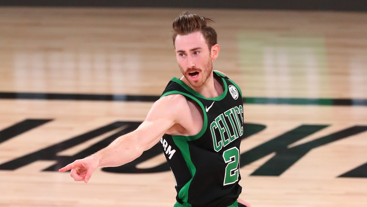 Gordon Hayward leaves the NBA Bubble to rehab his ankle!