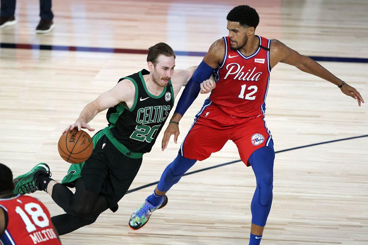 Celtics' Gordon Hayward INACTIVE for Game 1 VS Heat!