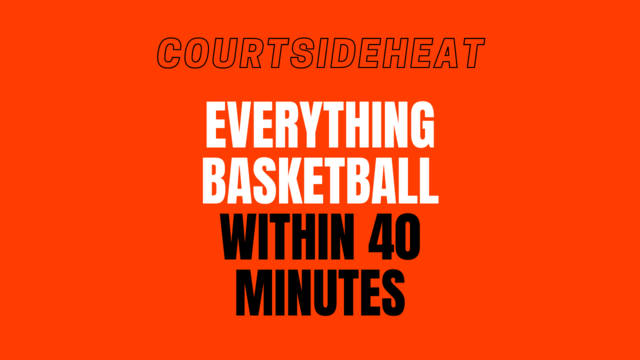 Wrapping up the NBA Finals, the Bubble, and so much more! EP. #9