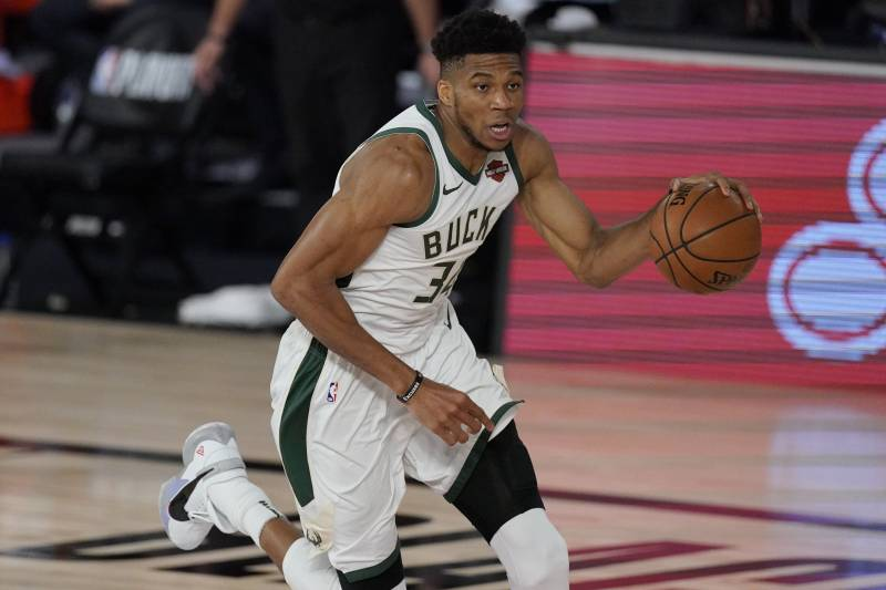 BREAKING NEWS: Giannis is OUT with right ankle injury!