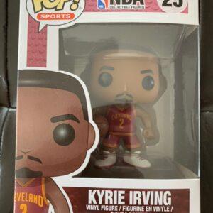 Funko Pop NBA Kyire Irving #25 COURTSIDEHEAT