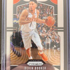 Devin Booker Prizm Card