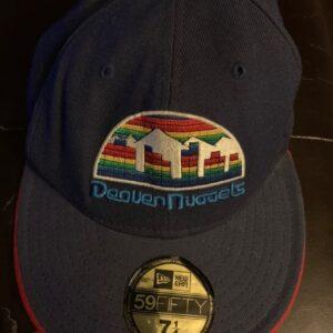 New Era 59 Fifty Denver Nuggets Hat!