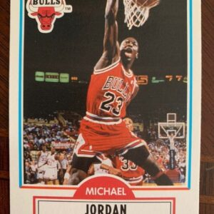 1990 Fleer Michael Jordan CARD