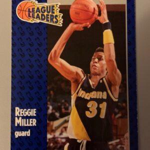 Reggie Miller Card