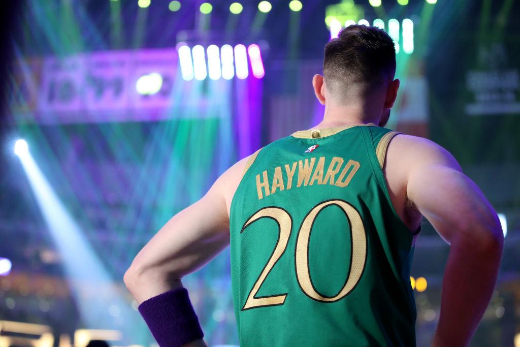 And who said Hayward wasn't good at making MORE money?