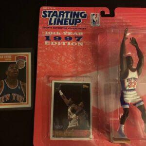 NBA Patrick Ewing Lot