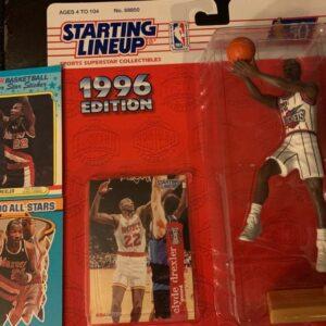 NBA Clyde Drexler Lot!