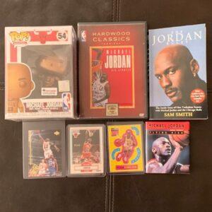 HUGE Michael Jordan Lot