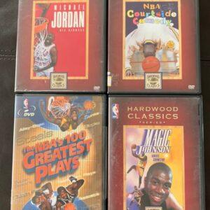 NBA DVD Lot