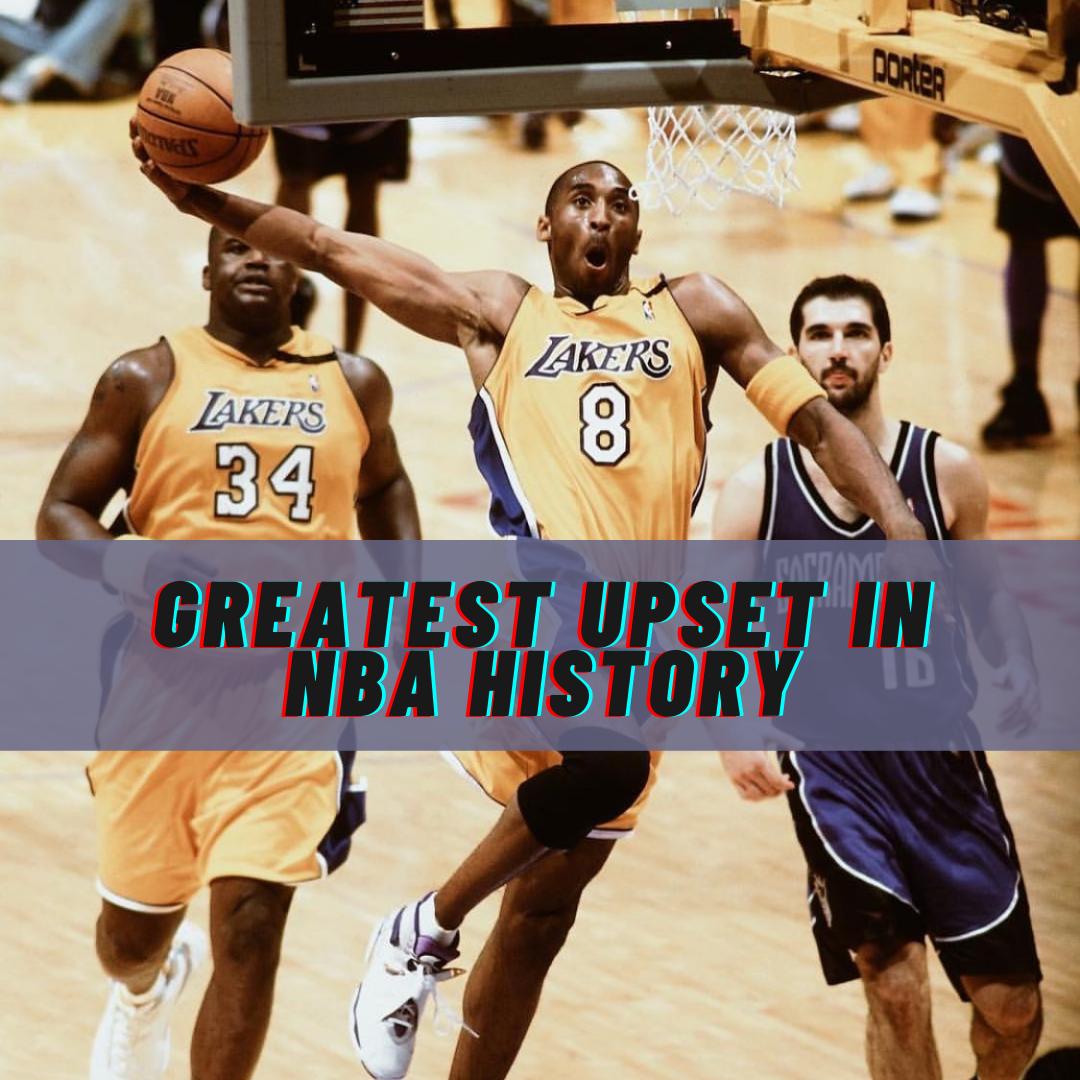 Kobe Bryant: The Greatest Upset in NBA History!