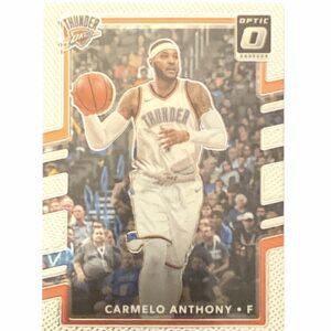 Carmelo Anthony Optic Card