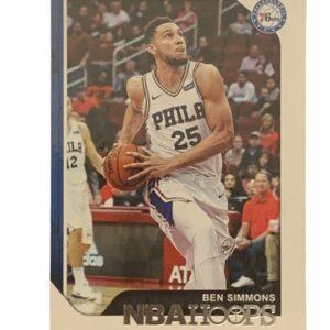 Ben Simmons Panini Card