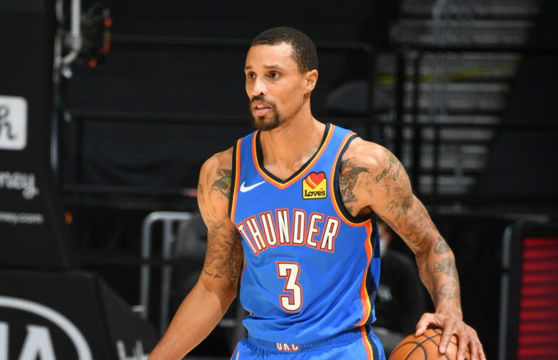 A three-way trade featuring George Hill!