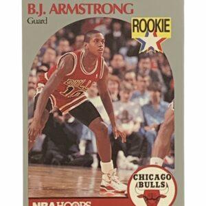 RookieBenjamin Armstrong Card