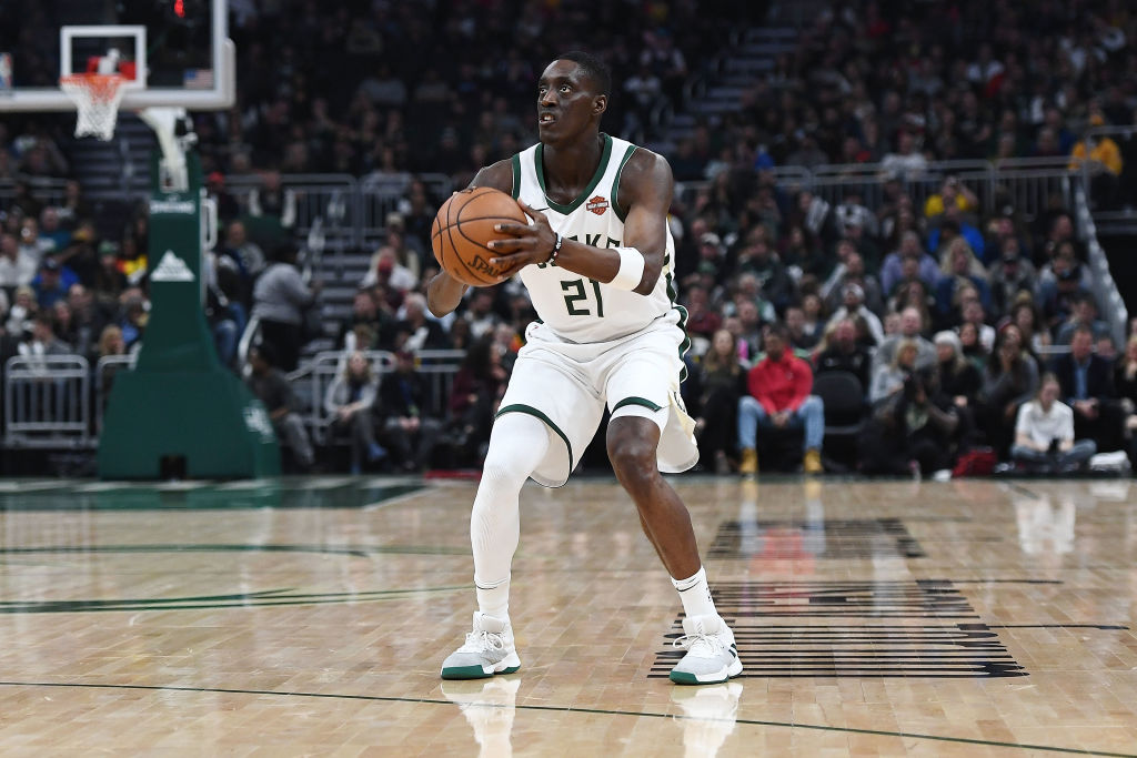 Tony Snell out for multiple games due to an injury!