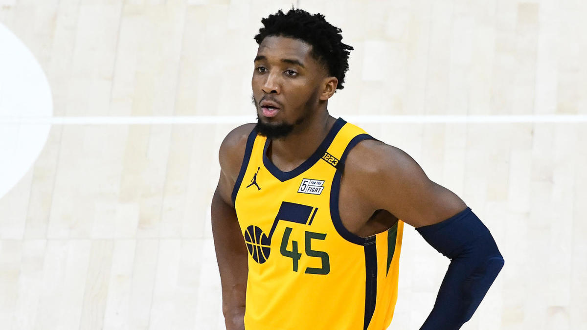 Donovan Mitchell scary injury towards for the better?