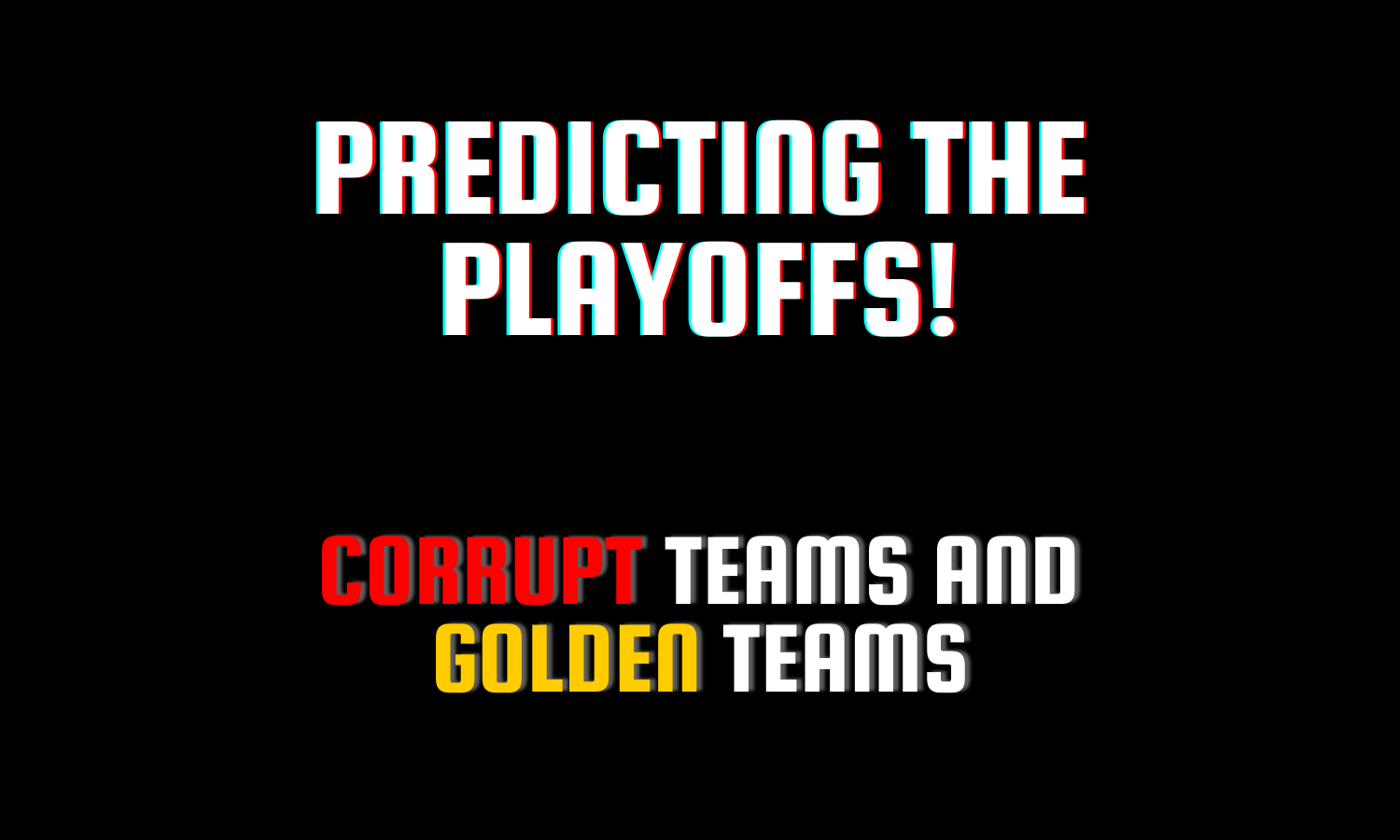 Playoff Brackets, PHX Upset, LAL No Longer, Luka-Magic, And Predictions Sure To Go Wrong!