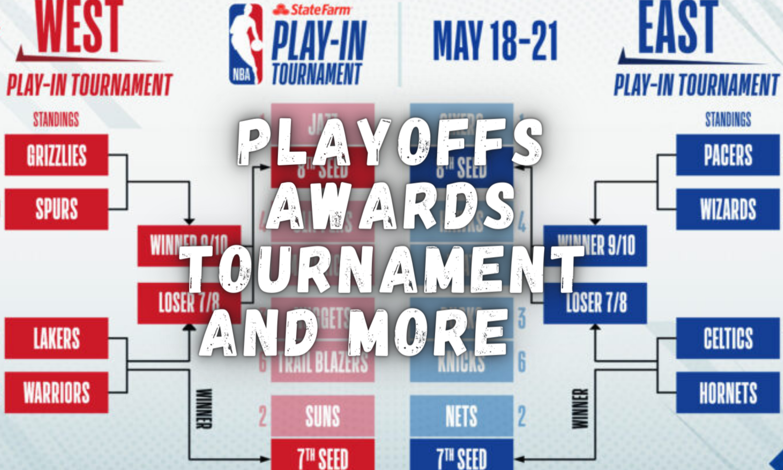 Playoffs And Awards Breakdown!