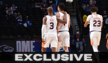 The Phoenix Suns are destined for more than just the playoffs!