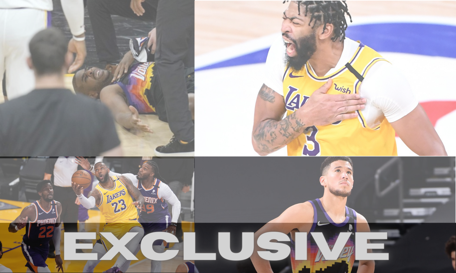 Sun's postseason at risk – how to survive Game 4 against LakeShow!