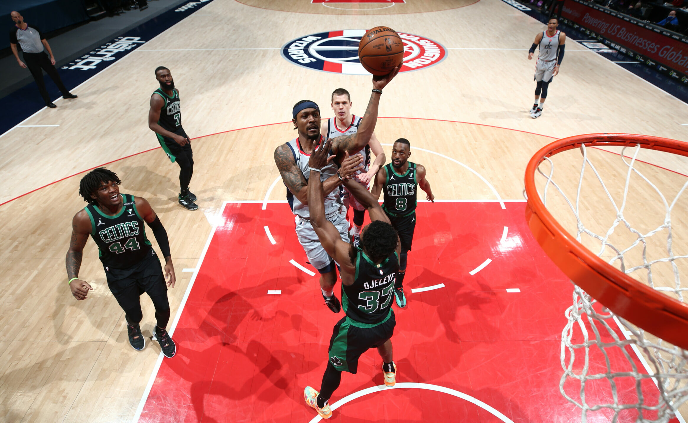 Celtics-Wizards confirmed for the Play-In Tournament!