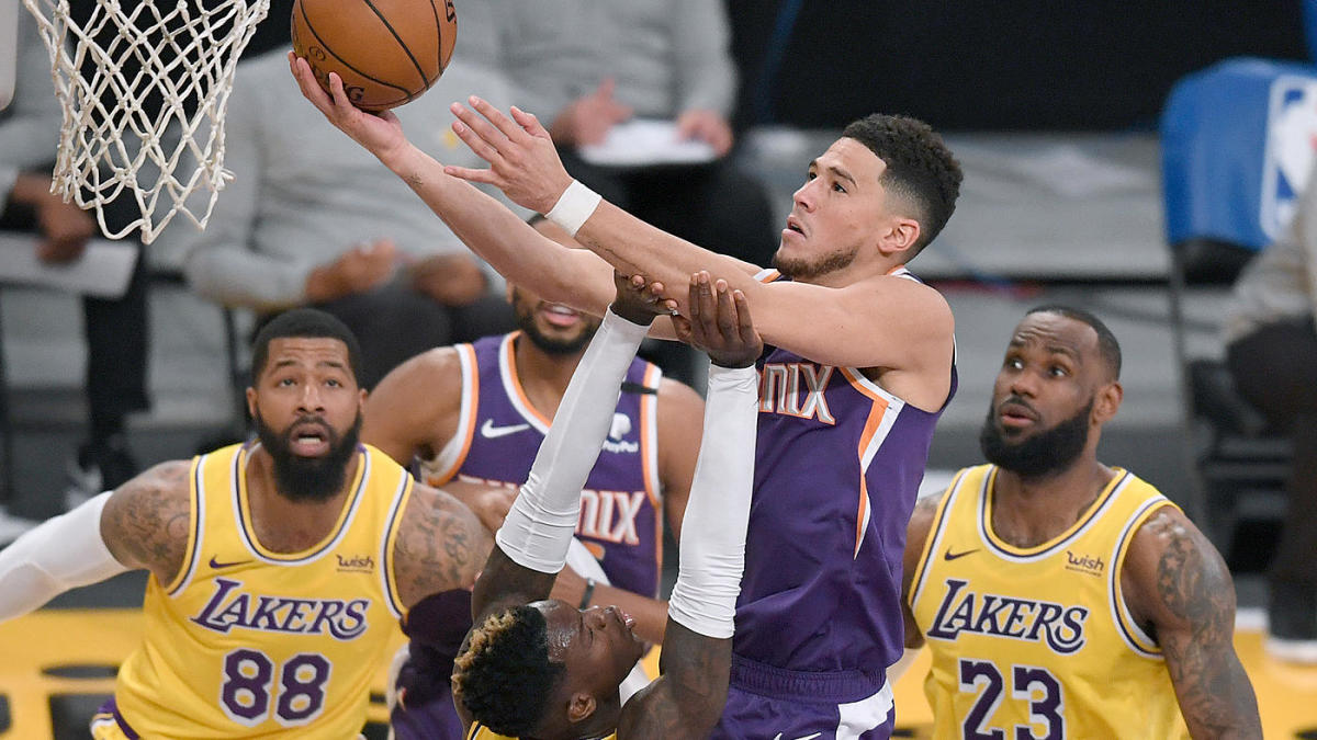 The PHX Suns get past the Laker's first game - but should that last?