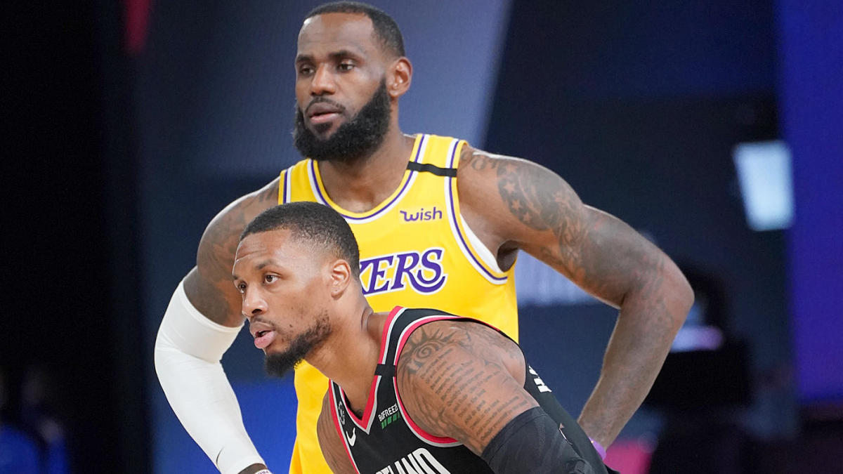Lakers in Play-In Tournament and Blazers survive to the playoffs!