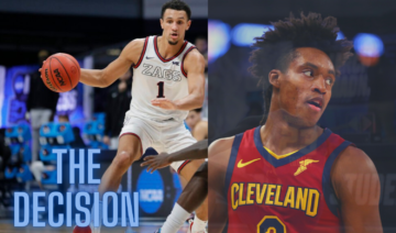 What if the Cavs are done with Collin Sexton - does that mean Jalen Suggs is a go?