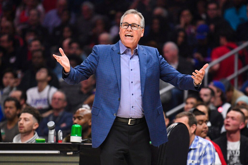 Mike D'Antoni interviewing for Trail Blazer's HC Position!