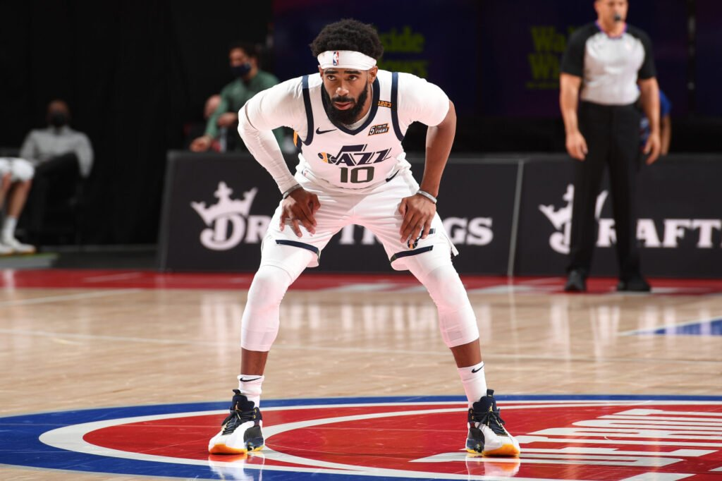 Mike Conley for the Jazz will be a no-go for the team in Game 4!