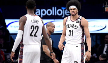 The Cavs are officially making Jarret Allen a restricted free agent!