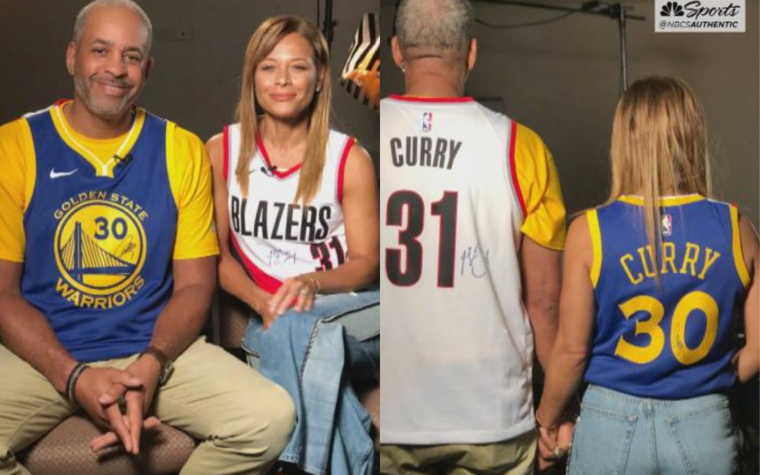 Sonya Curry is filing for divorce against her husband, Dell Curry!