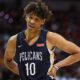 Police and Jaxson Hayes get in a violent altercation!